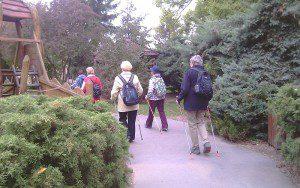 Nordic Walking výlety